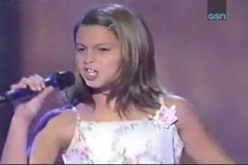 10 Year-Old Sings Amazing Version of