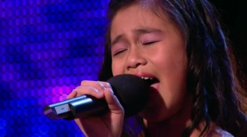 Unbelievable Child Singer Sounds Like a Professional!