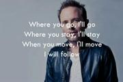Chris Tomlin - I Will Follow (Slideshow With Lyrics)