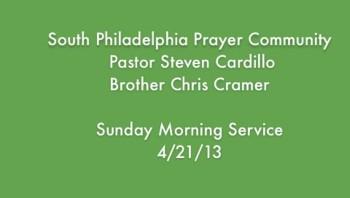 SPPC Sunday Morning Service - 4/21/13