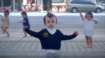 Hilarious Dancing Babies Will Make Your Day!