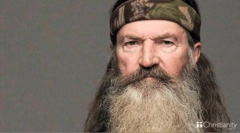 "Duck Dynasty's Phil Robertson: ""Happy, Happy, Happy"""