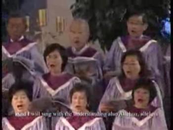 我要用靈歌唱 卄四週年慶主日 2006年09月17日
