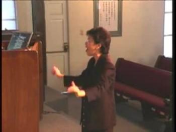 近倚上帝心懷 2006年10月29日