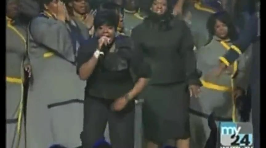 faee3e151 Fantasia and Her Mother Give an Anointed Gospel-Duet Performance -  Christian Music Videos