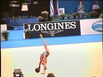 The Most Amazing Rhythmic Gymnastics Routine EVER