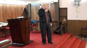 Jesucristo, nuestro abogado ante el Padre. Pastor Walter Garcia. 14-04-2013