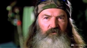 Duck Dynasty's Phil Robertson: Recovering Manhood in America