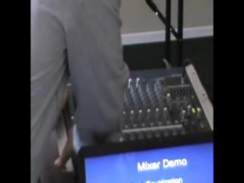 EFCOC Media Center Training Class 8 (Mixer Demo) 2013年04月28日