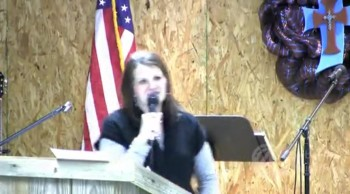 2013-05-02 Sister Kristi Rhodes' Message