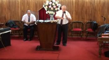 Dios prospera a los que se consagran. Pastor Walter Garcia. 21-04-2013
