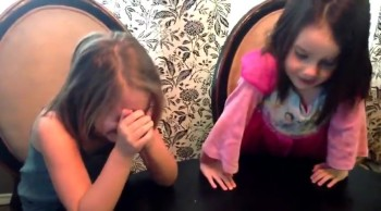 Two Sisters Are Overwhelmed With Joy at Some Great News!