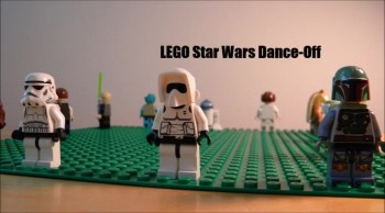LEGO Star Wars Dance