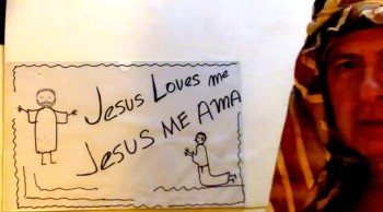 Kids Biblical Spanish  Jesus Loves You