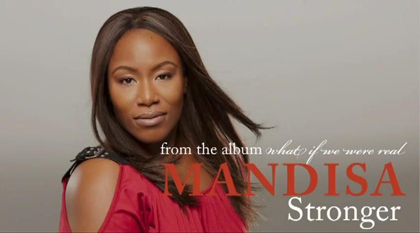 Stronger, Mandisa