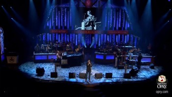 Christian Singer Jason Crabb Dedicates a Performance to George Jones
