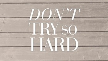 Amy Grant - Don't Try So Hard ft. James Taylor (Official Lyric Video)