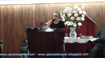 Permaneciendo fiel al Señor todo el tiempo. Hna. Viviana Garcia. 30-04-2013