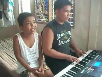 Blind Brother's Perform The Greatest Love of All