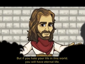 Journey of Jesus: Cutscene 15