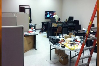 See the progress of WRLM - May 10, 2013!