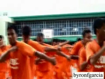 Rehabilitating Inmates Flash Mob to Support Peace - Inspiring!