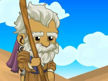 Journey of Moses: Cutscene 9