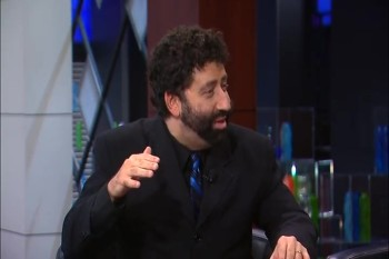 Jonathan Cahn discusses what a Harbinger is - TCT Rejoice