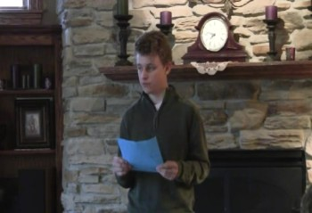 NWC speech #3-informative-Deer Hunting