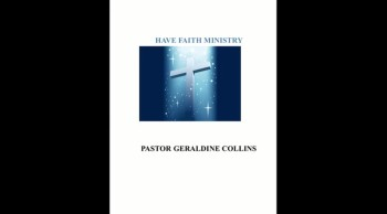 Have Faith Ministries Week 20