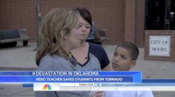 Teacher Used Her Body to Protect Students From Tornado
