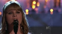 Holly Tucker from The Voice Gives Stunning Performance of How Great Thou Art