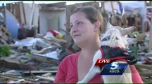 Dog Buried in Tornado Rubble for 2 Days is Found Alive!