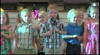 ADORABLE 4-Year-Old Recites Every Book of the New Testament...But Wait for the Hilarious Surprise Ending!