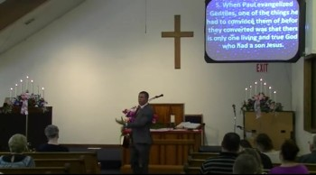 The Creed of Jesus - Matt. 15:1-3 part 1 (May 26, 2013)