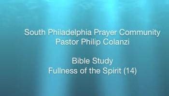 SPPC Bible Study - Fullness of the Spirit (14)