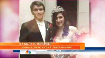 Boston Marathon Victim Voted Prom Queen
