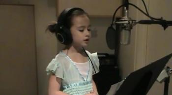 Precious Rhema Marvanne Sings I Love the Lord