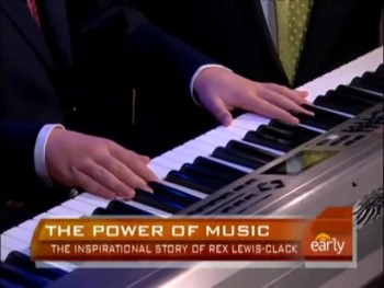 Blind Autistic Boy is a Musical Prodigy