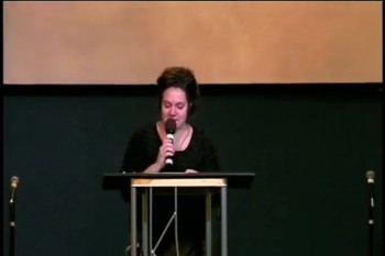 Kellie Bauske Speaking On Mothers Day 2013 @ Firstborn Ministries