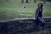 Audrey Assad - Come Clean (Slideshow With Lyrics)