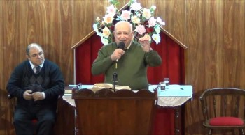 Dios comparte sus secretos solo con los que le temen. Pastor Walter Garcia. 19-05-2013