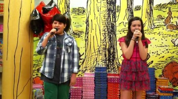 Inspirational Antibullying song performed by Katie Flemming and Tommy Romano