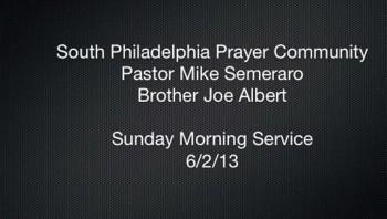 SPPC Sunday Morning Service - 6/2/13