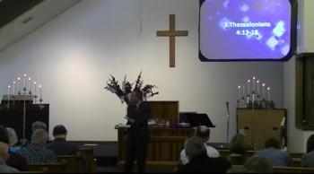 What happens when we die? Matt. 15:3 part 2 (June 2, 2013)