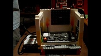 LEGO Mindstorms Coin Pusher