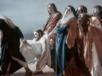 """Song: """"Fourteenth Station of the Cross"""" by Rafael Brom"""
