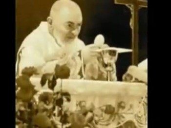 Song: DANCE FOR PADRE PIO by Rafael Brom