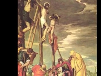 """Song: """"When I Was Dying On The Cross"""" by Rafael Brom"""
