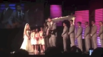 Groom Sings a Beautiful Wedding Song to His Bride